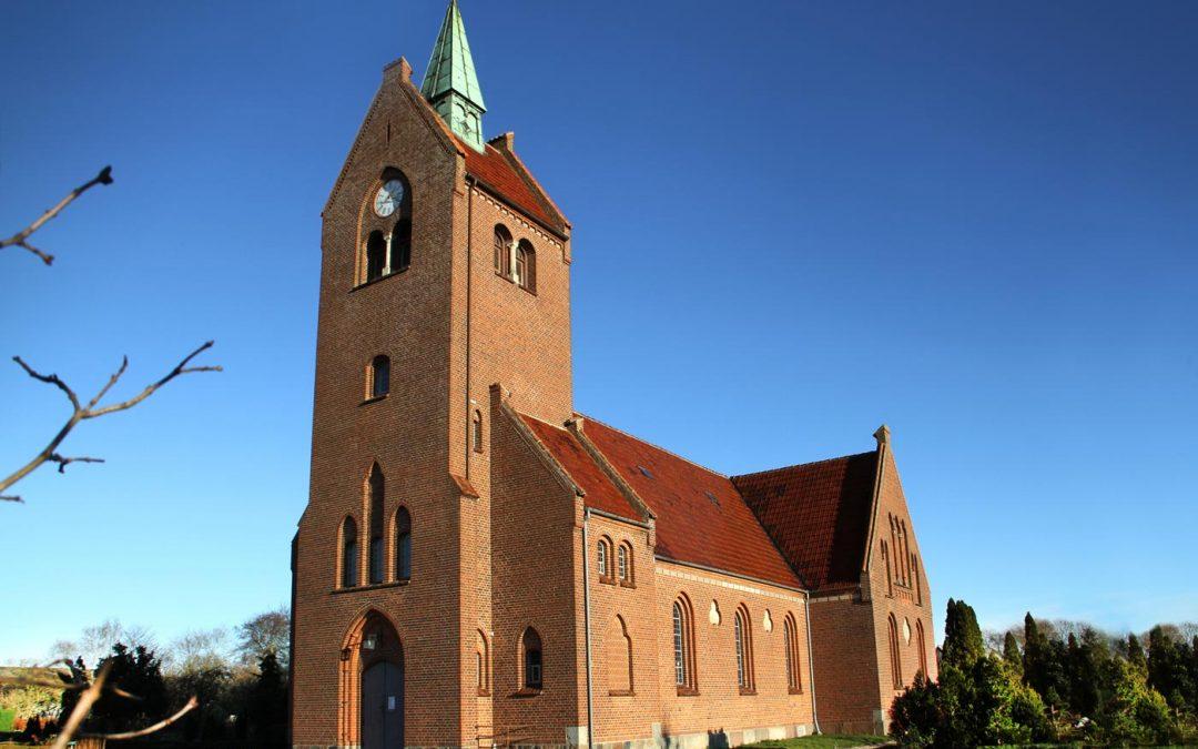 Bjerreby kirke