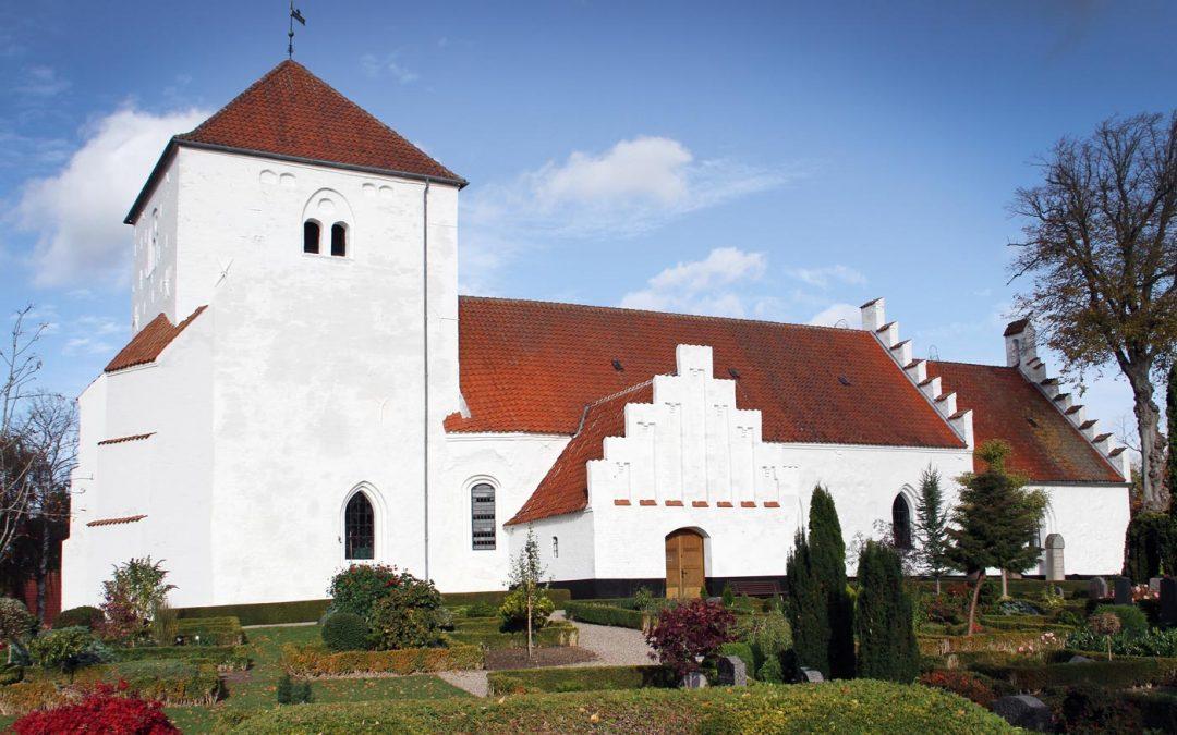 Gudme kirke