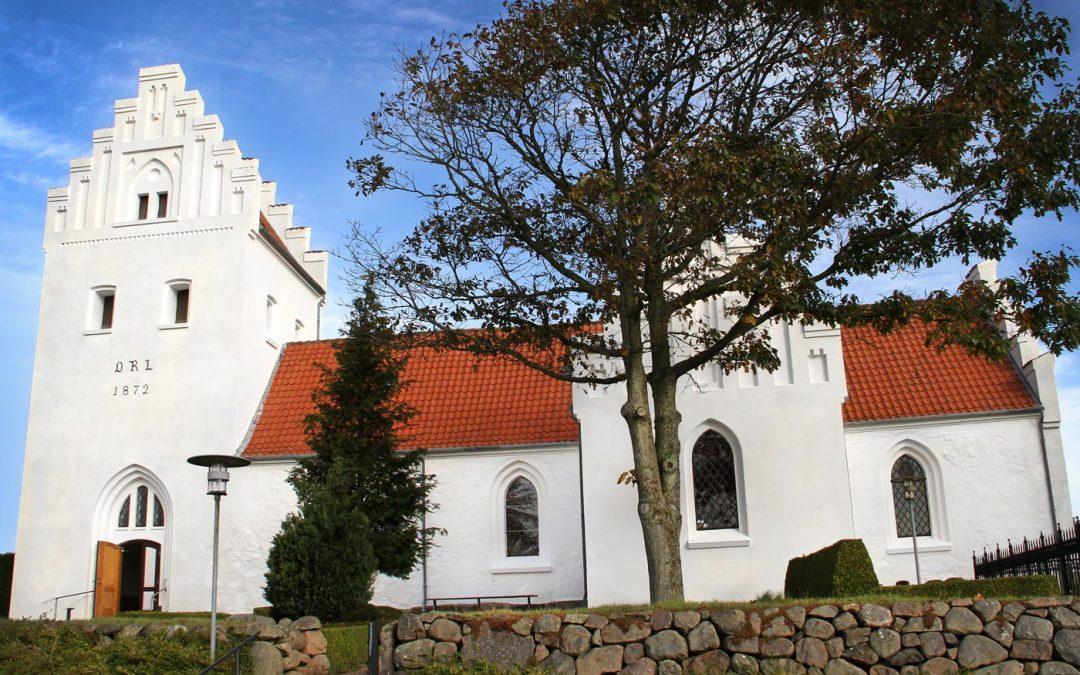Hundstrup kirke