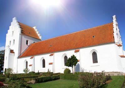Øster Skerninge kirke