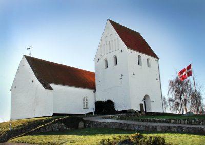 Ulbølle kirke