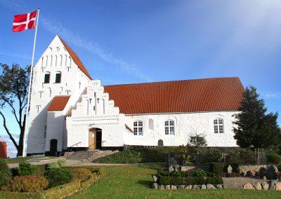 Vester Skerninge kirke